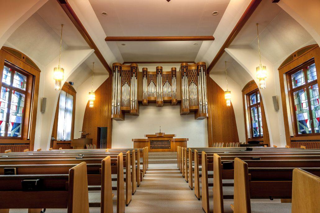 New Apostolic Church, Wolfenbüttel (Germany) - Mixtuur