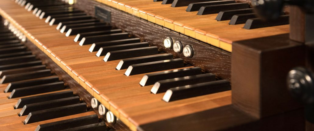 Where to play a pipe organ? - Mixtuur