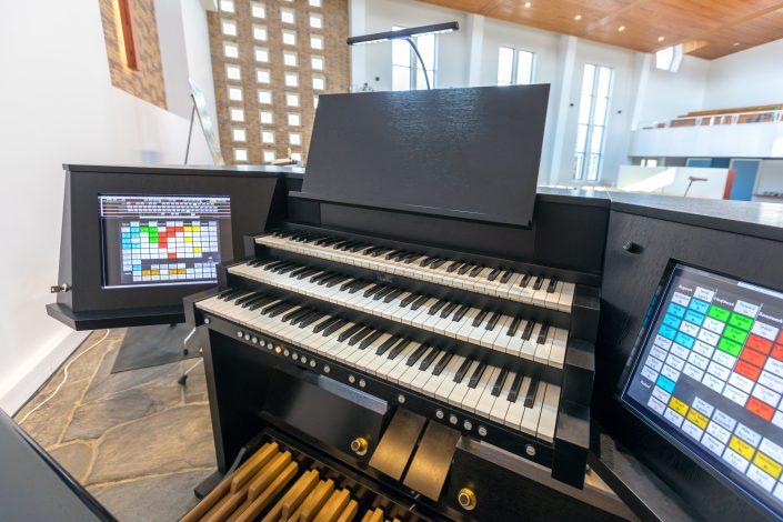 Orgel NEBOkerk