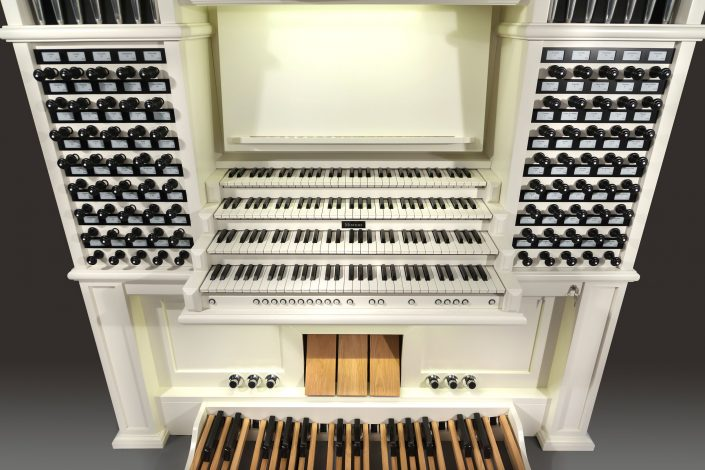 custom made orgel wit