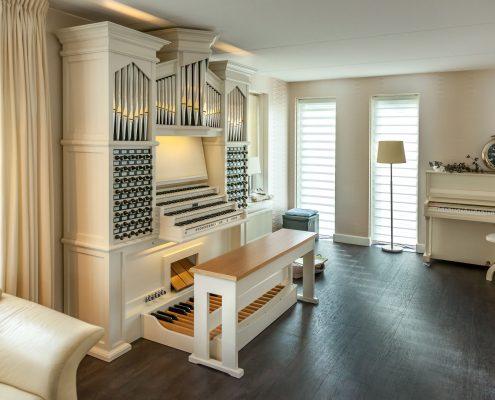 revolutionair orgel met traditioneel uiterlijk