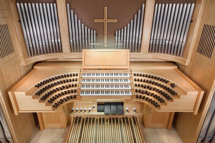 Audio vernieuwing orgel in Duitsland