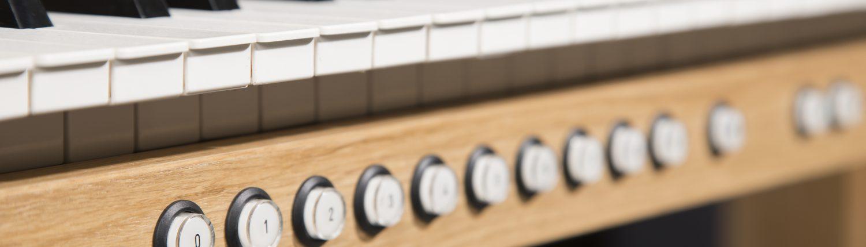 Orgel Mixtuur close up