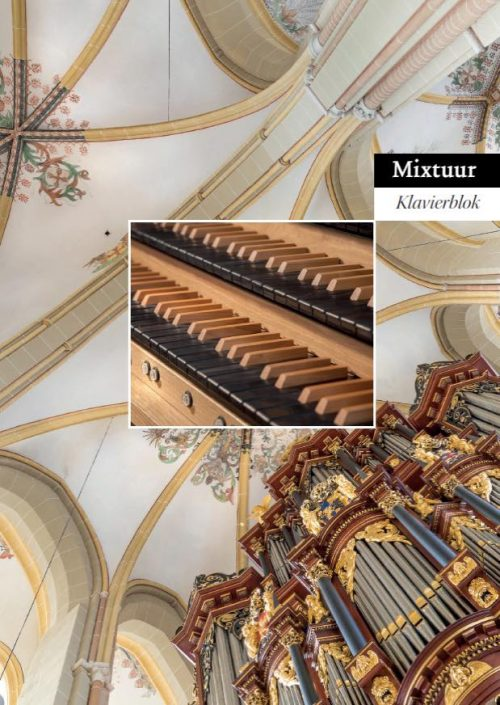 Brochure Mixtuur Klavierblok