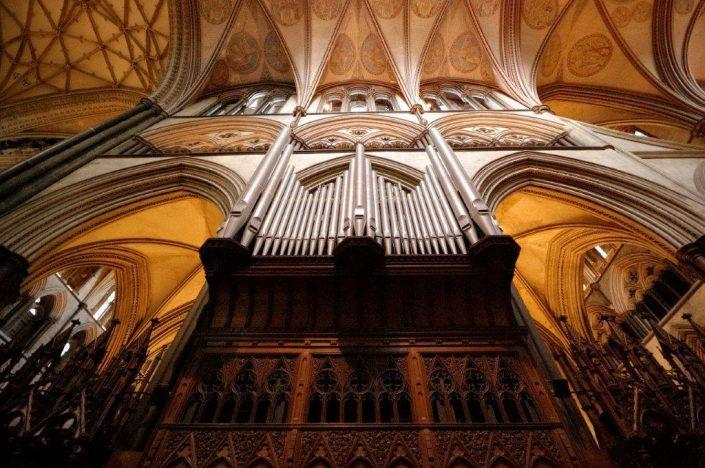 Father WIllis-orgel Salisbury
