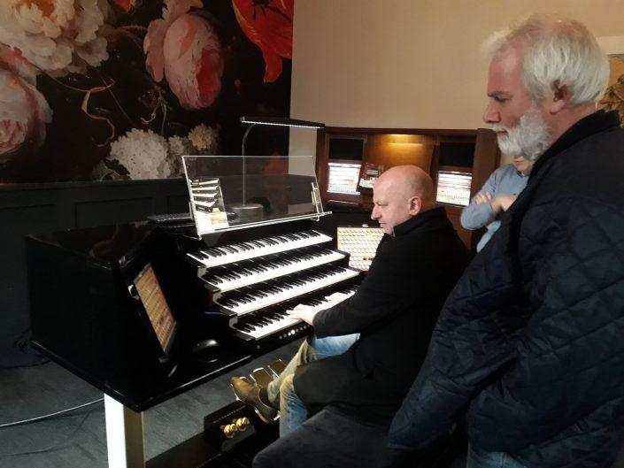Jan Hage en Remco de Graas