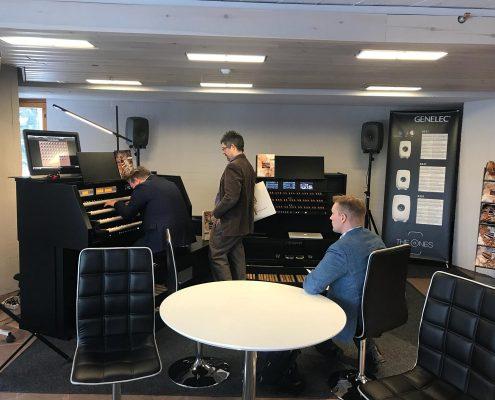 Mixtuur Orgels Finland