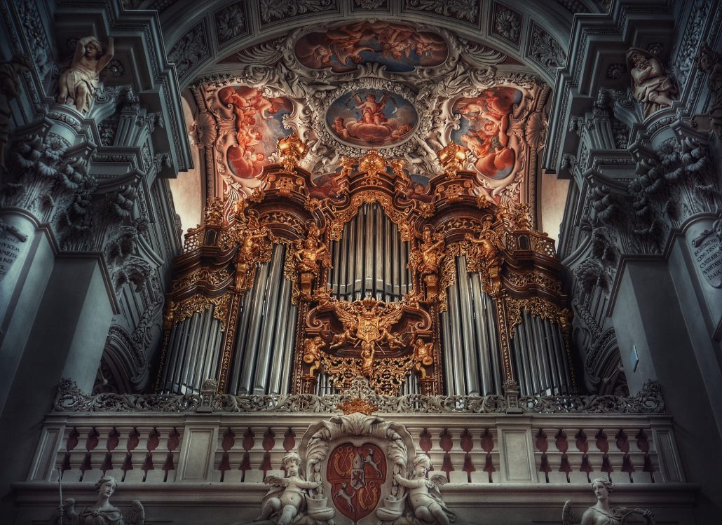 The Biggest Pipe Organs In The World Mixtuur