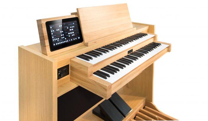 Mixtuur Etude orgel klavieren